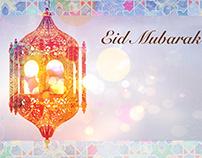 2018 EID post Card Design