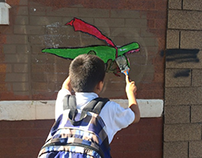 ENLACE/Castellanos Elementary 2014-2015: Painting Class