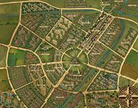 SKY CITY MAP