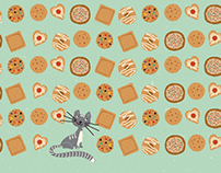 Cookies and animals - Digital Children's book