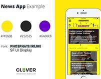 News App Example