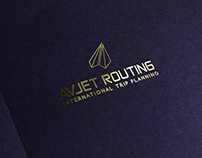AVjet Routing Rebranding