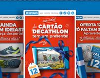 Decathlon - Reforço Natal 2015
