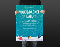 Ball Poster / Tickets / Facebook event