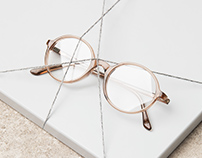 Taberg Eyewear - Brand identity / Photo / Styling