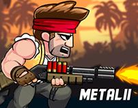 Metal II: Shooter game(2017)