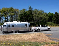 RVs on 101 during covid-19 #1