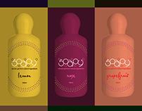 Soapy Identity Design