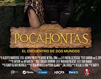 Pocahontas la película