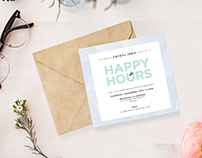 CKLPH Happy Hours Invitation