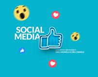 Consultório Hada&Dani | Social Media