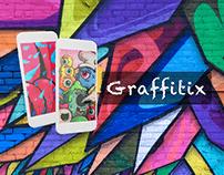 Graffitix | Application Concept UX/UI