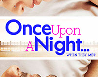 ONCE UPON A NIGHT ( WEB SERIES POSTER - 2017 )