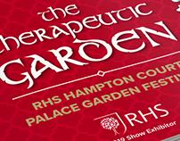 Hampton Court Flower Show leaflet 2019: Southend BC