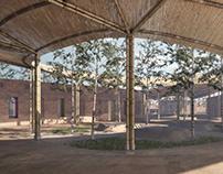 Public Center in Ethiopia