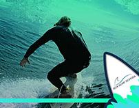 Sca Surf School - Social Media