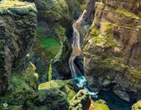 F j a ð r á r g l j ú f ur- Iceland's epic canyon