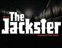 Jackster – Blackletter Font