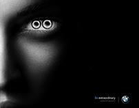 BMW Concept Ads