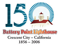 Logo Design for Battery Point Lighthouse