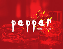 Pepper Resto - Club