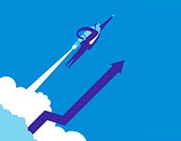 Закон стартапа (Landing Page)