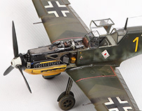 Scale Modeling: BF109