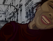 Digital Illustration Trailer Art Department