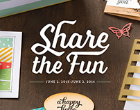 2015-2016 Stampin' Up! Annual Catalog