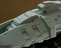 Quixote Missile Frigate