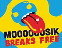 MOOSIK Breaks Free
