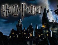 Harry Potter Theme Design