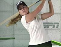 ESPN LPGA Women's Open Golf