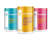 VITAMIN360® Visual Assets Guidelines