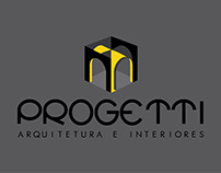 PROGETTI Arquitetura - Projeto de Identidade Visual