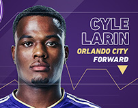 CYLE LARIN infographic