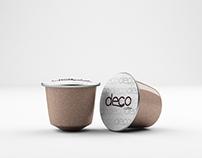 Deco Coffee Capsule Branding