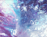 Ex I - Peinture à l'acrylique