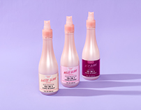 Wine Inspired Hair Care Collection