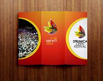 Brochure - Strumica Open Festival