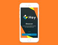 Chatbot Messenger App UI
