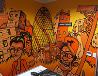 Ruckus Wireless Office Make Over