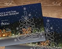 Azura Holidays 2014 Scroll-Art ecard