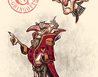Gringotts Goblins