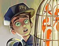 Caleb Cleveland - KID COP