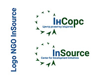 Logo & Brand NGO InSource
