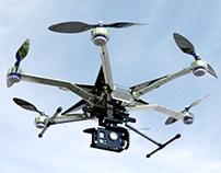 Drone NexoPro Camuflado