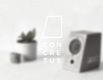 CONCRETUS | Branding