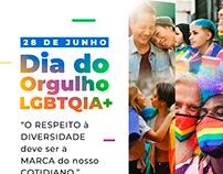 MÍDIA SOCIAL - LGBTQIA+