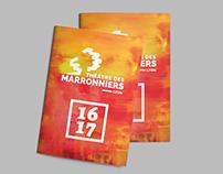 Saison 16-17 - Théâtre des Marronniers